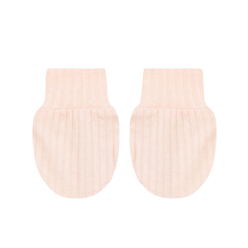 Rosie Ribbed No Scratch Mittens
