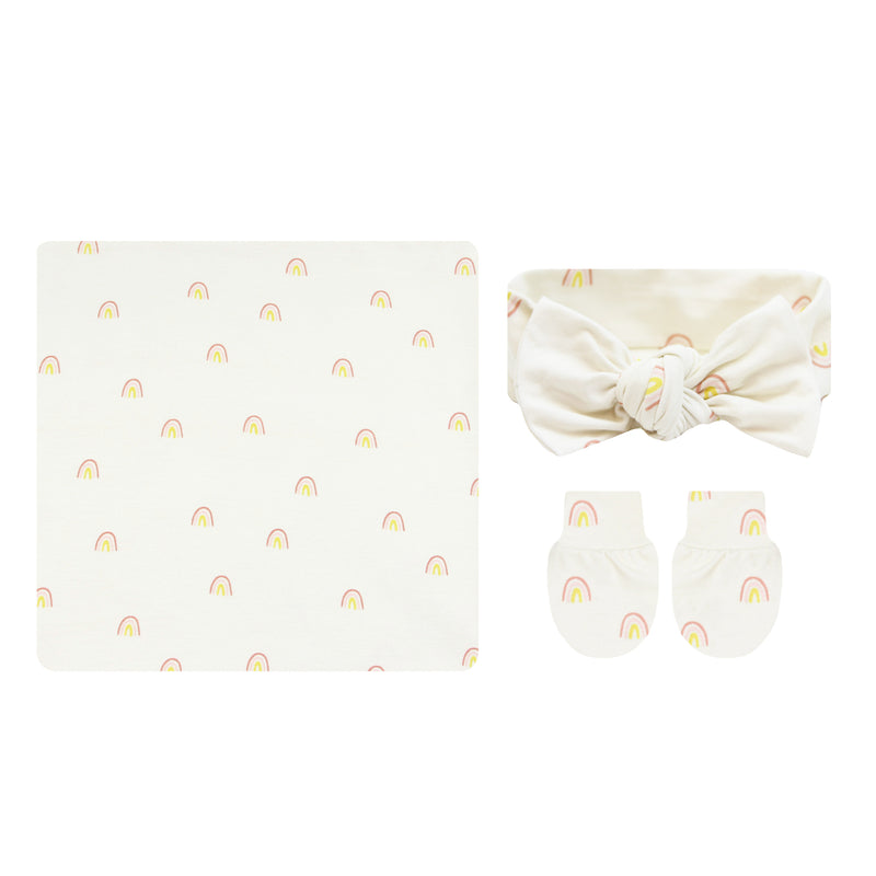 Roxy Essential Newborn Bundle (Headband)