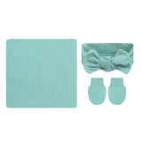 Skyler Essential Newborn Bundle (Headband)