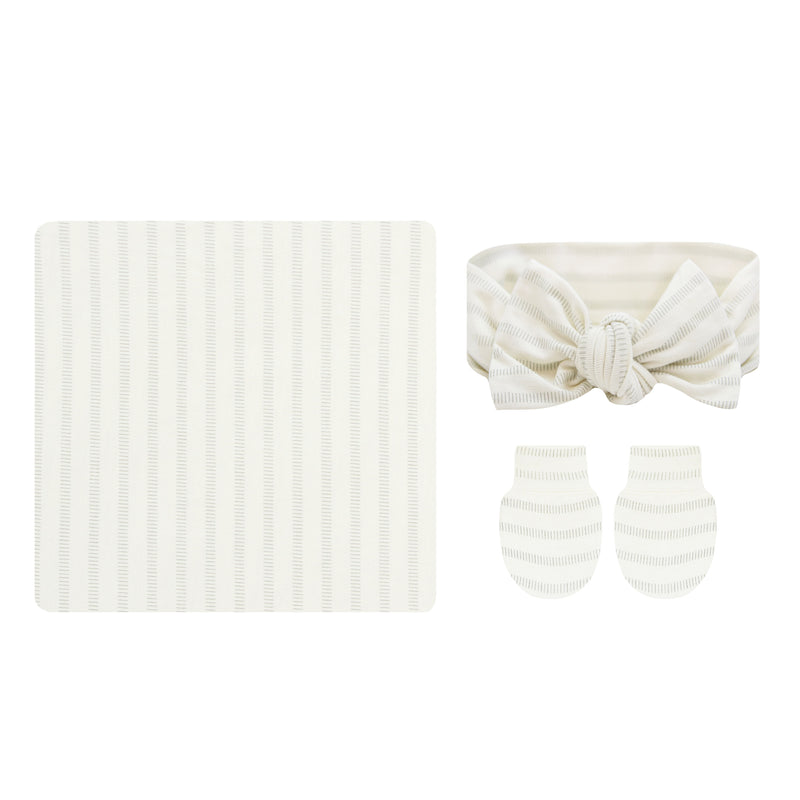Gus Essential Newborn Bundle (Headband)