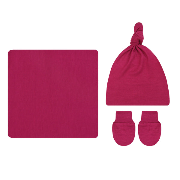 Emery Essential Newborn Bundle (Hat)