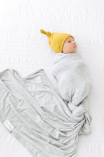 Asher Knit Blanket