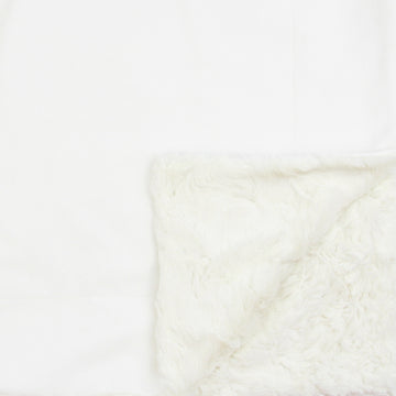 White Cozy Blanket