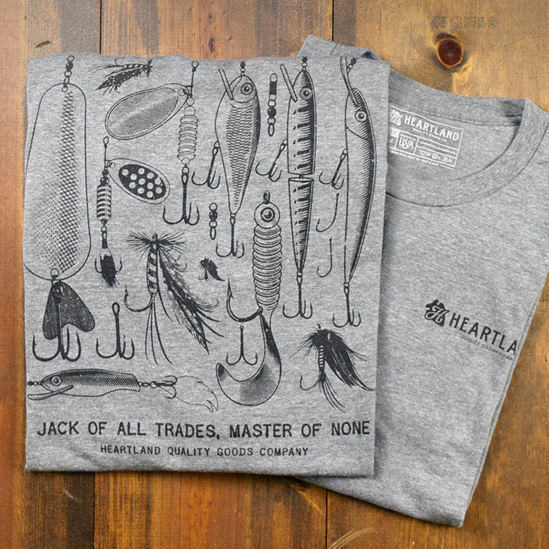 Jack Of All Trades, Master Of None Tee