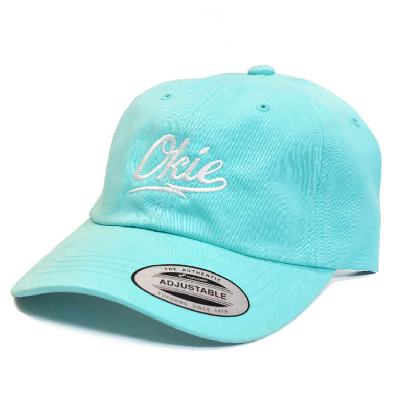 Okie Logo Dad Hat - Mint