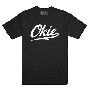 Official Okie Shirt, Black Heather
