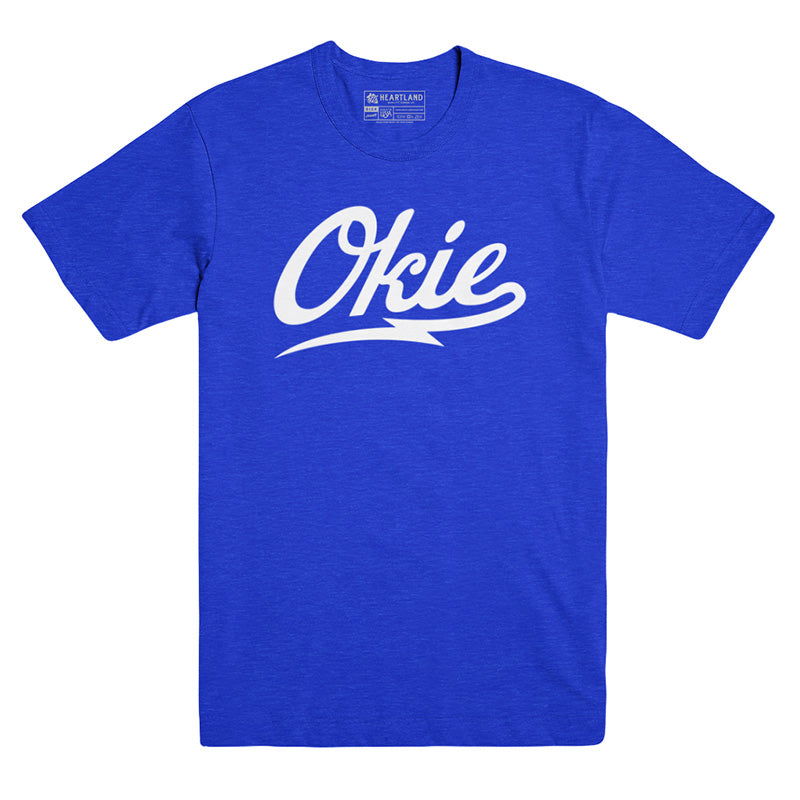Official Okie Shirt, Heather Royal