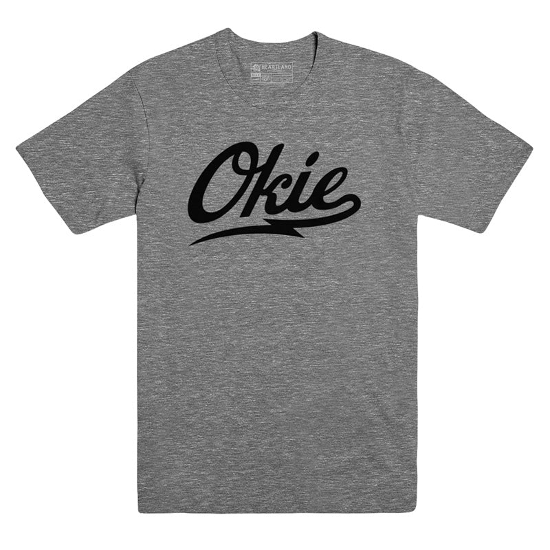 Official Okie Shirt, Classic Grey