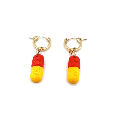 Painkiller Earrings