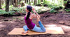 Yoga Pose How-To: Mermaid Pose