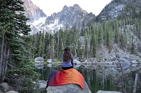 The Enchantment Wilderness Area in Washington