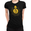 Be The Light Women's Tee  -  Women's T-Shirt XS / BLACK
