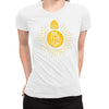 Be The Light Women's Tee  -  Women's T-Shirt XS / WHITE