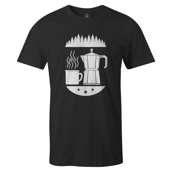 But First, Coffee  -  Men's T-Shirt