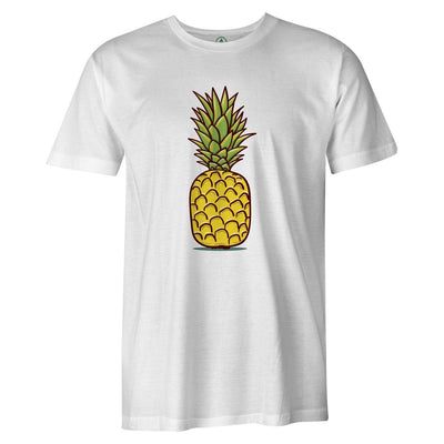 Cartoon Pineapple Tee