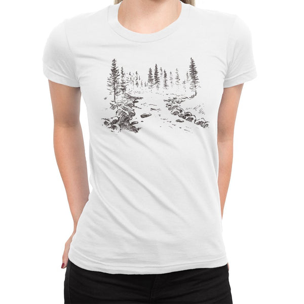 Cedar Creek Women's Tee