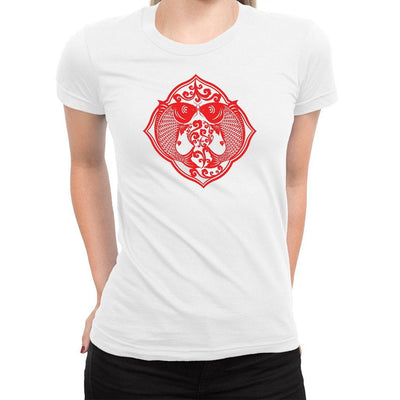 Double Carps Women's Tee  -