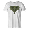 Elephant Boss Tee  -  Men's T-Shirt S / WHITE