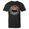 Enjoy the Adventure Tee  -  Men's T-Shirt S / BLACK