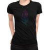 Feather Women's Tee  -  Women's T-Shirt XS / BLACK