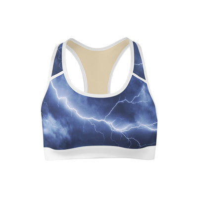 Electric Storm Sports Bra