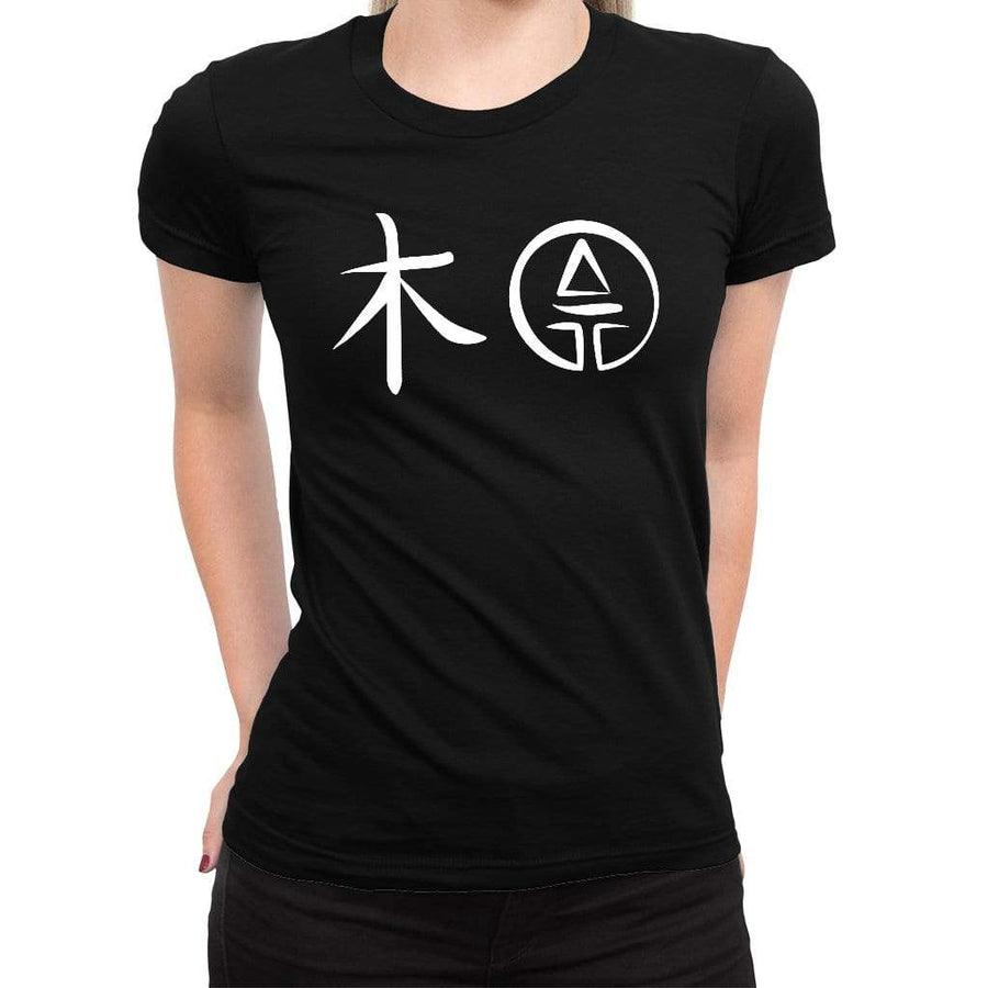 Japanese Logo Women's Tee