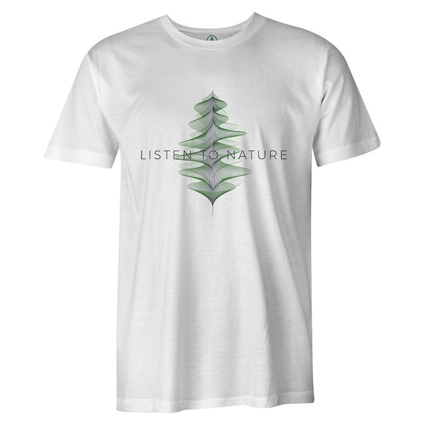 Listen to Nature Tee  -  Men's T-Shirt