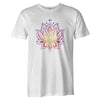 Lotus Tee  -  Men's T-Shirt S / WHITE