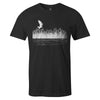 Marsh Tee  -  Men's T-Shirt S / BLACK