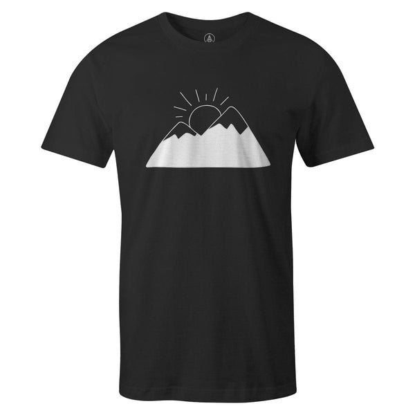 Mountains Tee  -  Men's T-Shirt