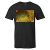 Pollen Tee  -  Men's T-Shirt S / BLACK
