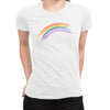 Rainbow Women's Tee  -  Women's T-Shirt