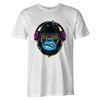 Rave Gorilla 2.0 Tee  -  Men's T-Shirt S / WHITE