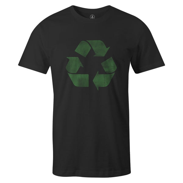 Recycle Tee  -  Men's T-Shirt S / WHITE