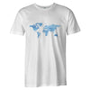 Travel Tee  -  Men's T-Shirt S / WHITE