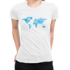 Travel Women's Tee  -  Women's T-Shirt XS / WHITE