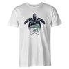Turtle Dreams Tee  -  Men's T-Shirt S / WHITE