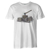 Woodwork Tee  -  Men's T-Shirt S / WHITE
