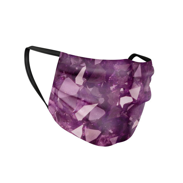 Amethyst Face Mask  -  Face Mask