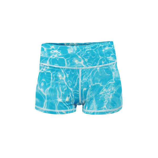 Aqua Yoga Shorts  -  Women's Shorts