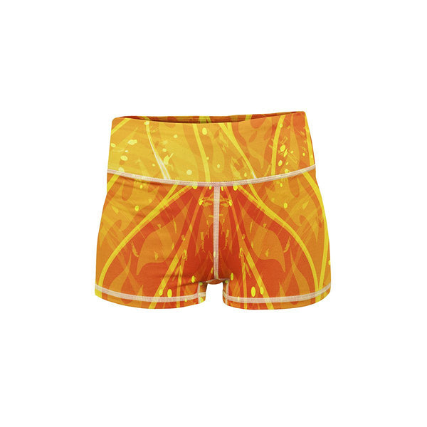Blaze Yoga Shorts  -  Women's Shorts