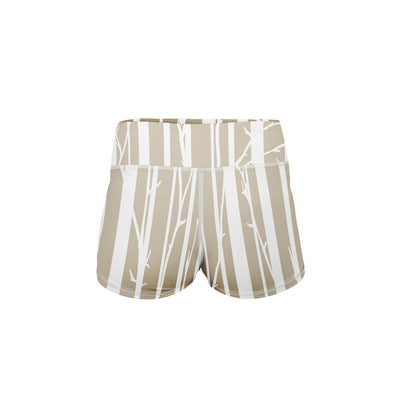 Forest Yoga Shorts  -  Women's Shorts