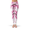 Cherry Blossom Leggings  -  Yoga Pants