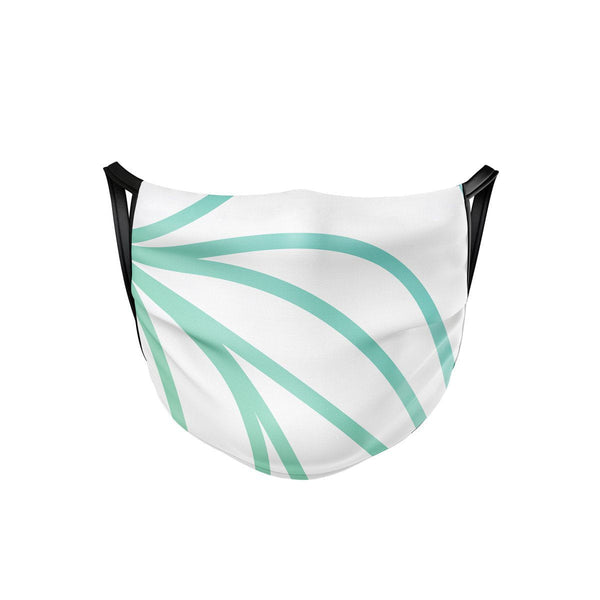 Colorful Sea Face Mask  -  Face Mask