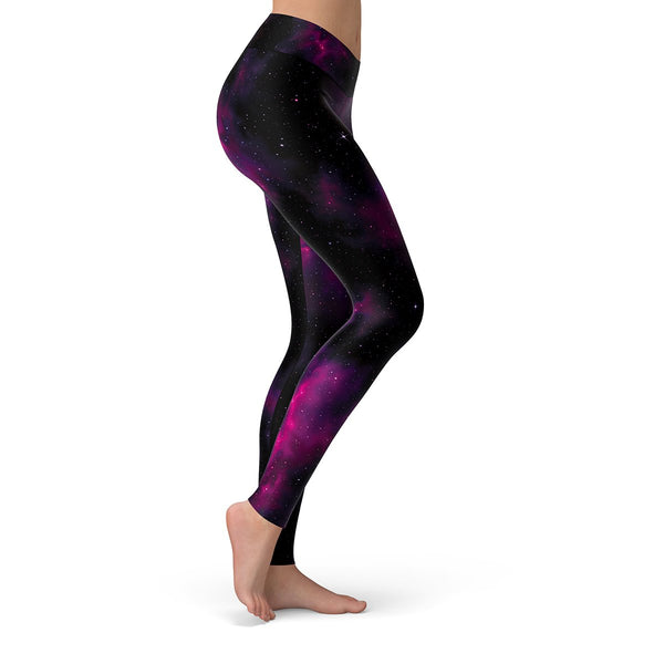 Dream Space Leggings  -  Yoga Pants