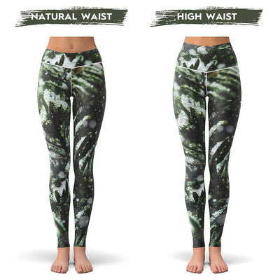Evergreen Leggings  -  Yoga Pants