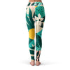 Exotic Escape Leggings  -  Yoga Pants