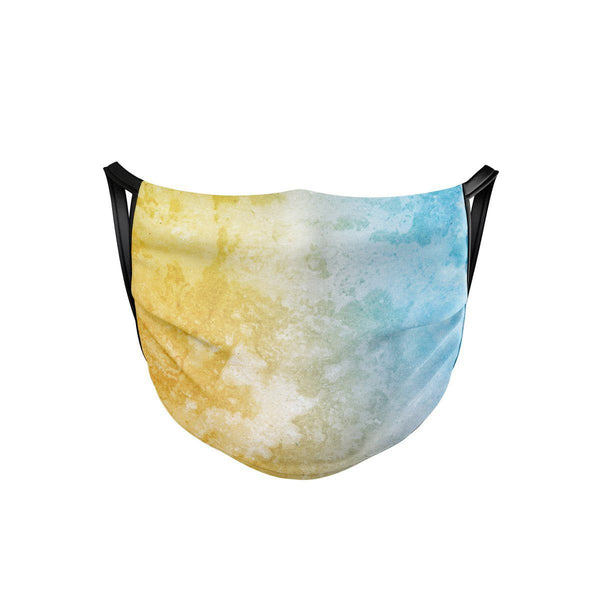 Fire and Ice Face Mask  -  Face Mask
