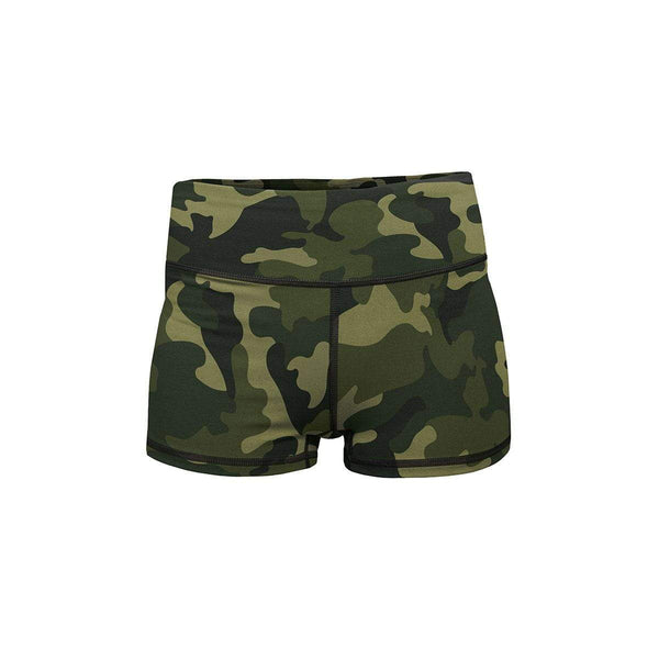 Forest Camo Summer Shorts