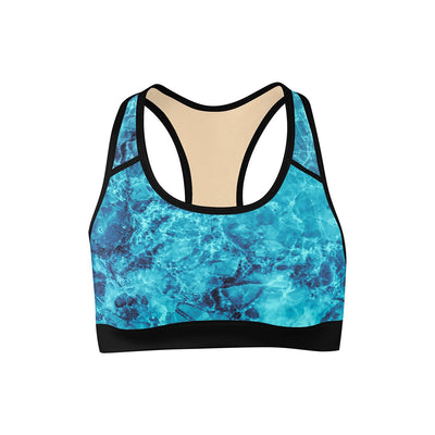 Frozen Sports Bra  -  Yoga Top